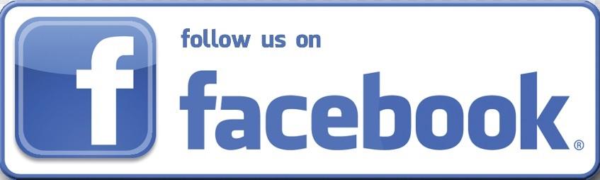 Facebook logo follow us